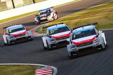 「WTCC(世界ツーリングカー選手権) in SUZUKA」レポート/遠藤イヅル