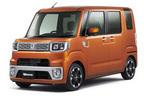 ダイハツ 新型軽自動車 ウェイク/ウェイク G SA フロント