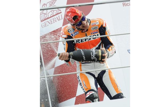 マルク・マルケス/2014年 MotoGP 第18戦 バレンシアGP(スペイン)