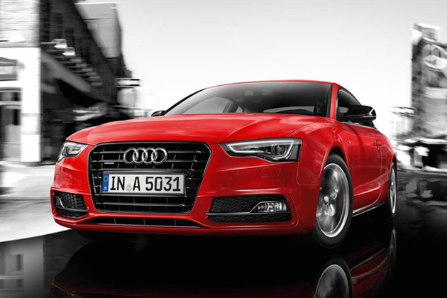 A5 coupe S line Competition