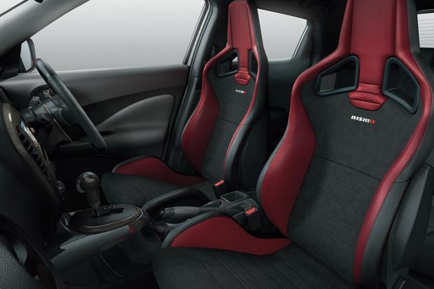 日産 ジューク NISMO RS