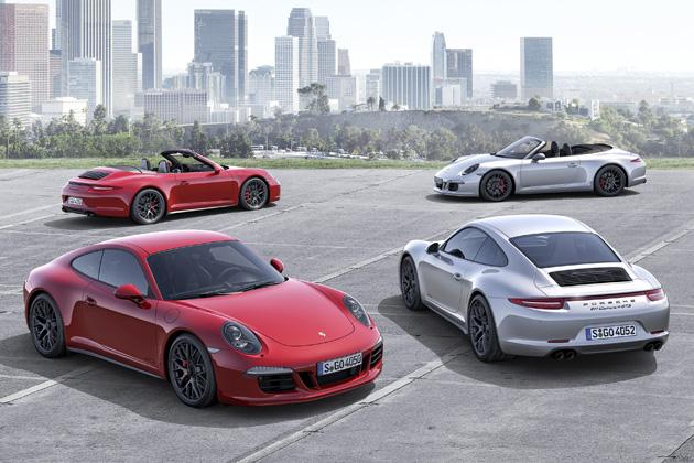 911 カレラ GTS/911 カレラ 4 GTS