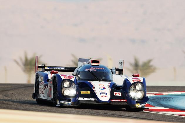 FIA世界耐久選手権(WEC)・トヨタレーシング/2014 Bahrain Preview