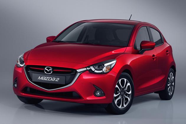 新型「Mazda2(日本名:マツダ デミオ)」