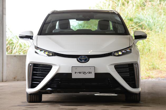 トヨタ 新型「MIRAI(ミライ)」/エクステリア・
