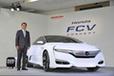 水素社会の幕開けにホンダも「負けるもんか」!~ホンダが市販前提の燃料電池車「FCVコンセプト」発表~