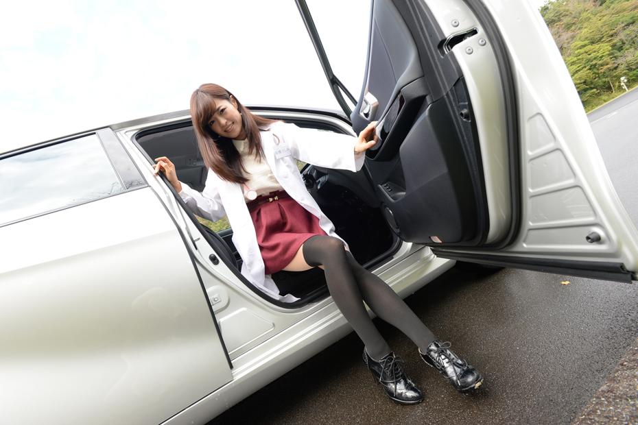 トヨタ MIRAI/高橋としみの新型車診察しちゃうぞ!