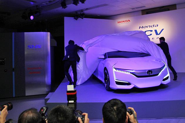 トヨタ・ホンダが相次いで燃料電池車を発表、果たして燃料電池車は普及するのか?/国沢光宏