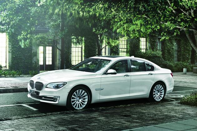 BMW 7シリーズの特別限定車「740i Executive Edition」