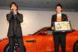 ジャガーFタイプ「KEI NISHIKORI EDITION(錦織圭エディション)」発売記念イベントレポート[2014/11/20]