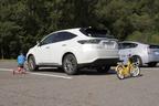 トヨタ、駐車場での安全・支援技術を開発し2015年発売の新型車に採用