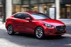 マツダ、デミオセダン(Mazda2セダン)を世界初公開
