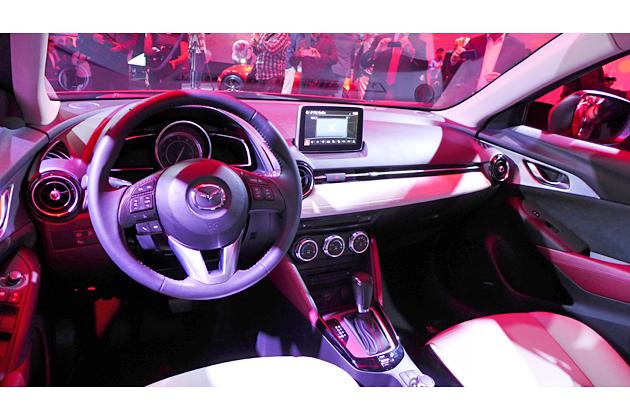 新型「Mazda CX-3」