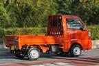 ダイハツ ハイゼットトラック「農業女子パック」/試乗イメージ3