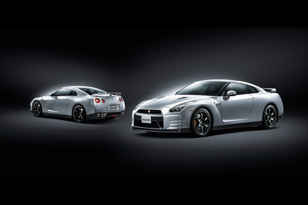 NISSAN GT-R 15年モデル/Track Edition engineered by nismo