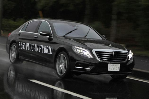 メルセデス・ベンツ 新型Sクラス「S550 プラグインハイブリッド ロング」試乗レポート/渡辺陽一郎