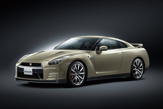 日産 GT-R 特別仕様車「45th Anniversary」