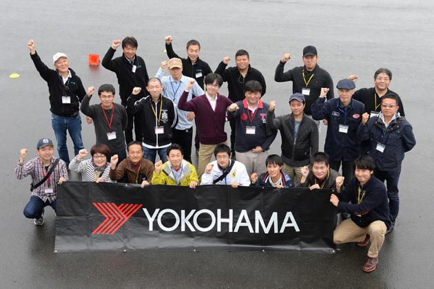 愛車の限界に挑戦!学生カーソムリエ『2014 YOKOHAMA & PROSPEC Autumn Driving Park』参戦記