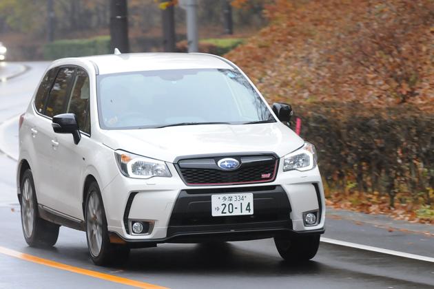 スバル フォレスターtS 試乗レポート/マリオ高野