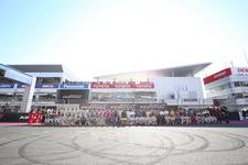 「TOYOTA Gazoo Racing Festival 2014」オープニングセレモニーの様子
