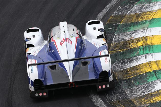 WEC(2014)最終戦サンパウロ6時間レース