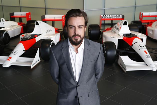 McLaren Honda 2015年ドライバーラインナップ 発表会