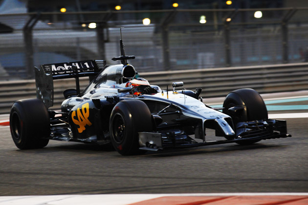 McLaren Honda(マクラーレン・ホンダ)「MP4-29H/1X1」