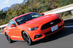 フォード 新型 マスタング「50th YEARS EDITION」[2.3 エコブースト] 試乗レポート/森口将之