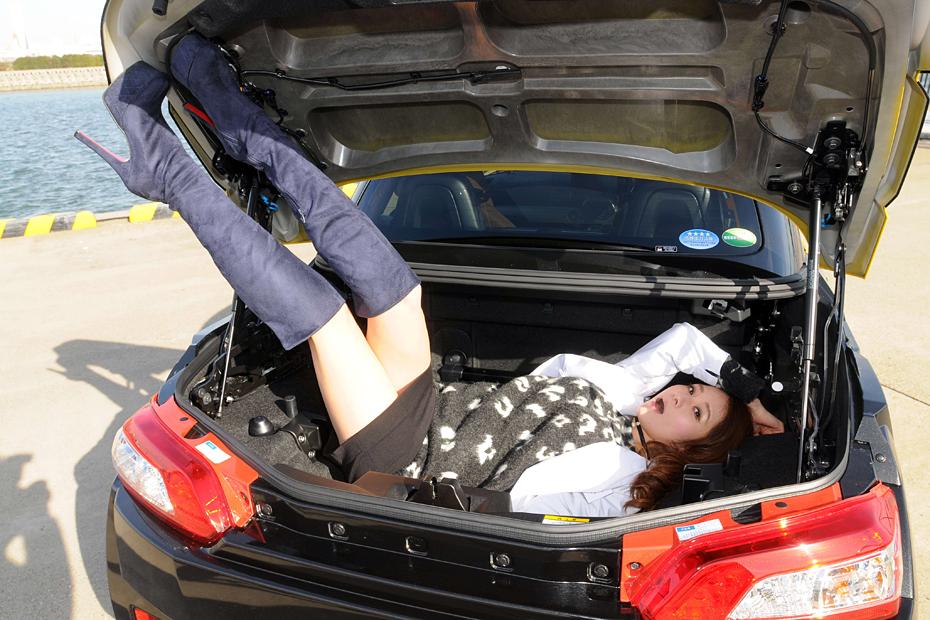【女医】ダイハツ コペンエクスプレイ/立花サキの新型車診察しちゃうぞ