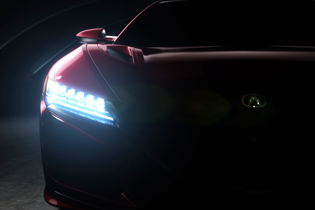 Acura 新型「NSX」