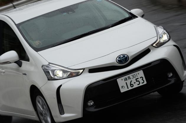 トヨタ 新型 プリウスα 「G」[7人乗り/2014年マイナーチェンジモデル] 試乗レポート/渡辺陽一郎