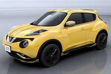 JUKE Personalization Advanced Concept/「オートサロン2015」日産ブース展示車両
