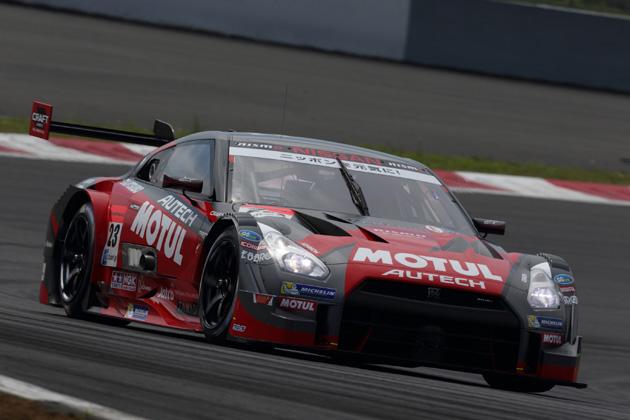 MOTUL AUTECH GT-R/「オートサロン2015」日産ブース展示車両