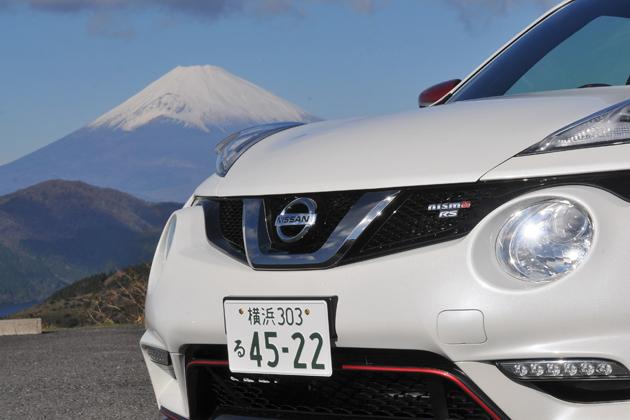 日産 ジューク NISMO RS 試乗レポート/嶋田智之