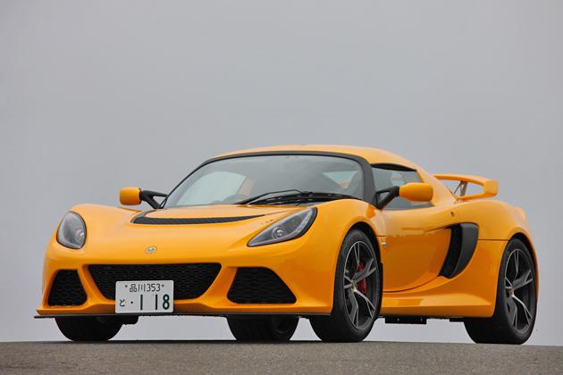 ロータス、「東京オートサロン」にスーパーGT2015参戦マシンなどを出展
