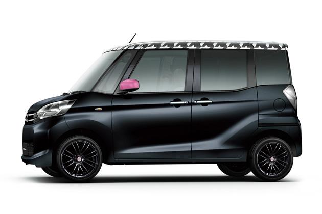 eK スペース G-tone Style/東京オートサロン2015 三菱ブース出展車両
