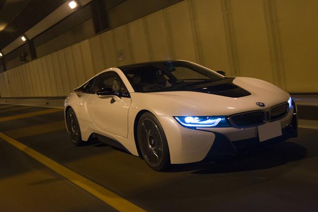BMW i8 試乗レポート/五味康隆