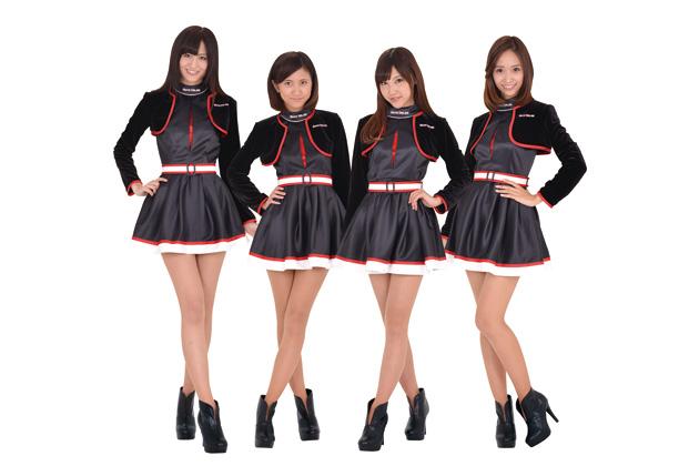 東京オートサロン2015イメージガール「A-class」