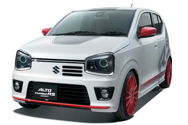 Suzuki Alto Turbo RS Concept