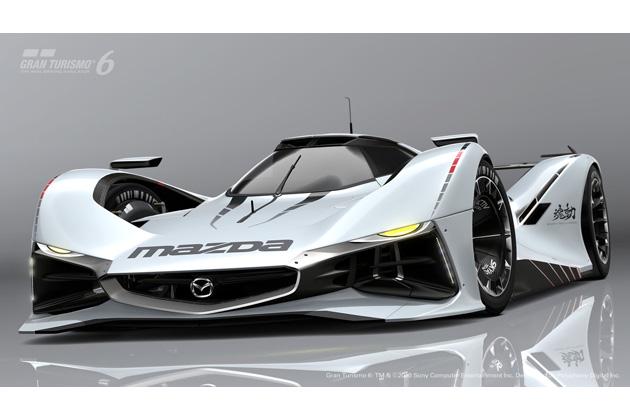 マツダ  LM55 ビジョン グランツーリスモ