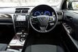 トヨタ カムリハイブリッド(2014年マイナーチェンジモデル)