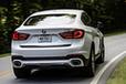 BMW 新型X6 海外試乗[北米・サウスカロライナ州スパータンバーグ]