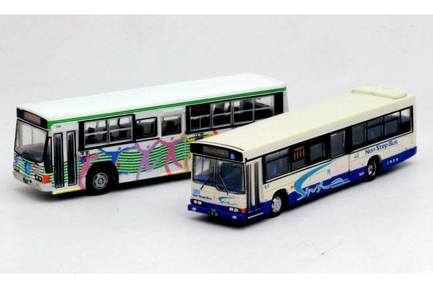ザ・バスコレクション「ローカル路線バス乗り継ぎの旅」(松阪~松本城編)