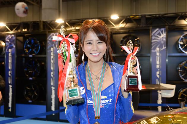 第4回(2013年):佐野真彩(WedsSport BANDOH レースクイーン)/日本レースクイーン大賞 歴代受賞者