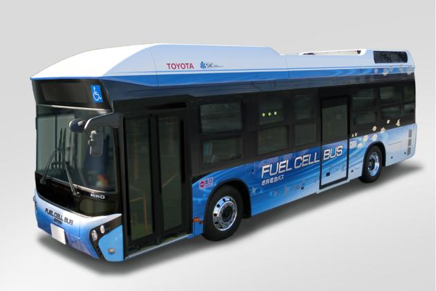 トヨタ FCバス