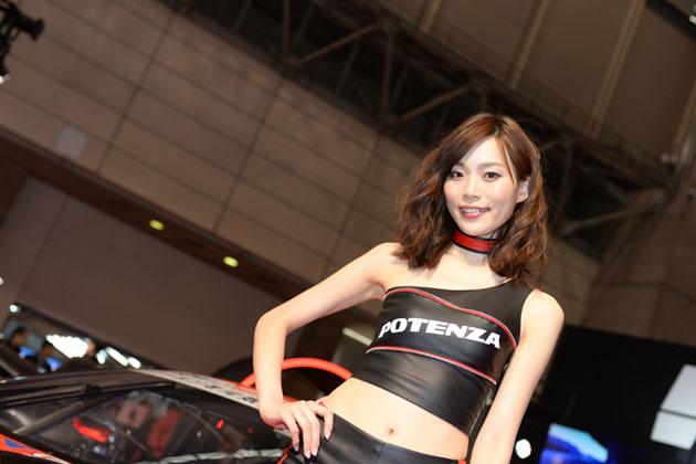 ブリヂストンブース【東京オートサロン2015】
