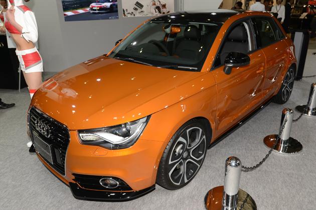 Audi A1 Sportback 特別仕様車/アウディブース【東京オートサロン2015】