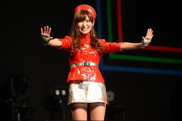 有馬綾香さん/日本レースクイーン大賞【東京オートサロン2015】