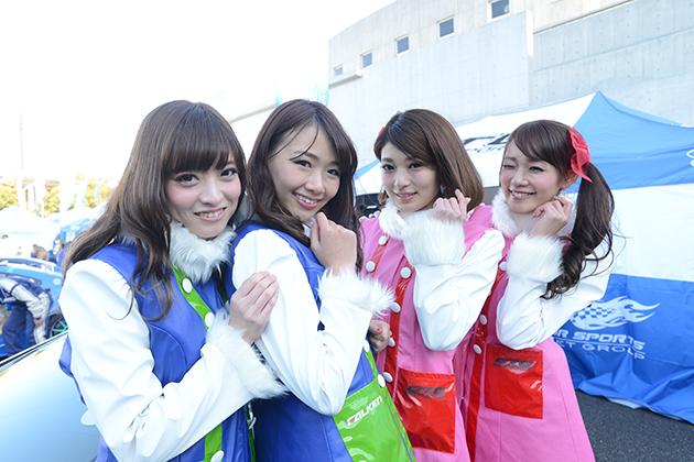 D1特設コース【東京オートサロン2015】