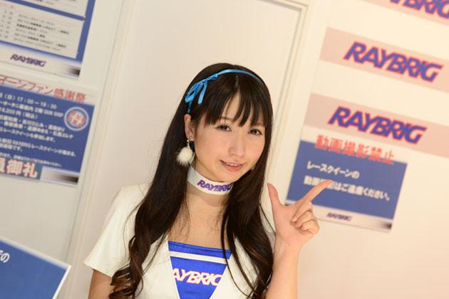 コンパニオン特集【東京オートサロン2015】